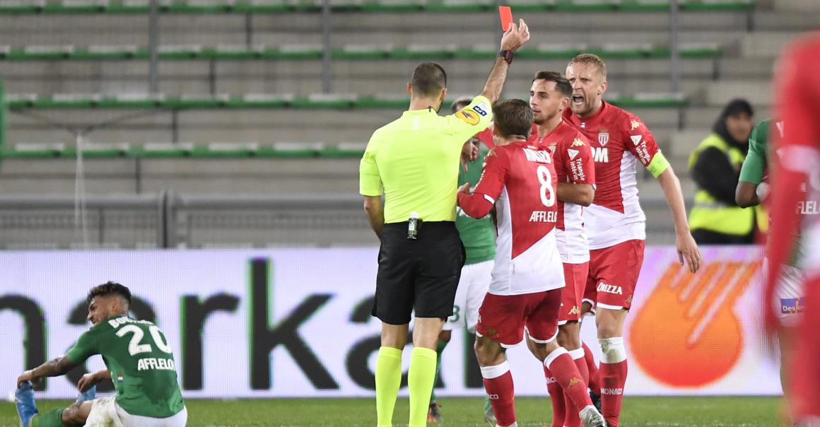Ruben Aguilar et Jemerson suspendus contre Dijon
