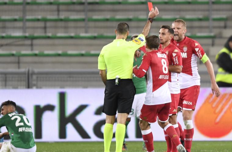 Aguilar suspendu deux matchs dont un avec sursis