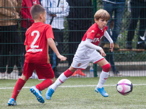 Finaliste à l'Azur Cup