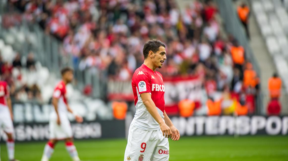 Le onze rouge et blanc contre Toulouse