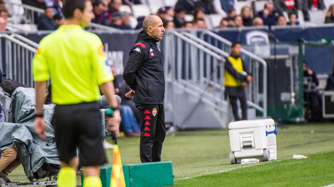 """Leonardo Jardim: """"Cometimos demasiados errores"""""""