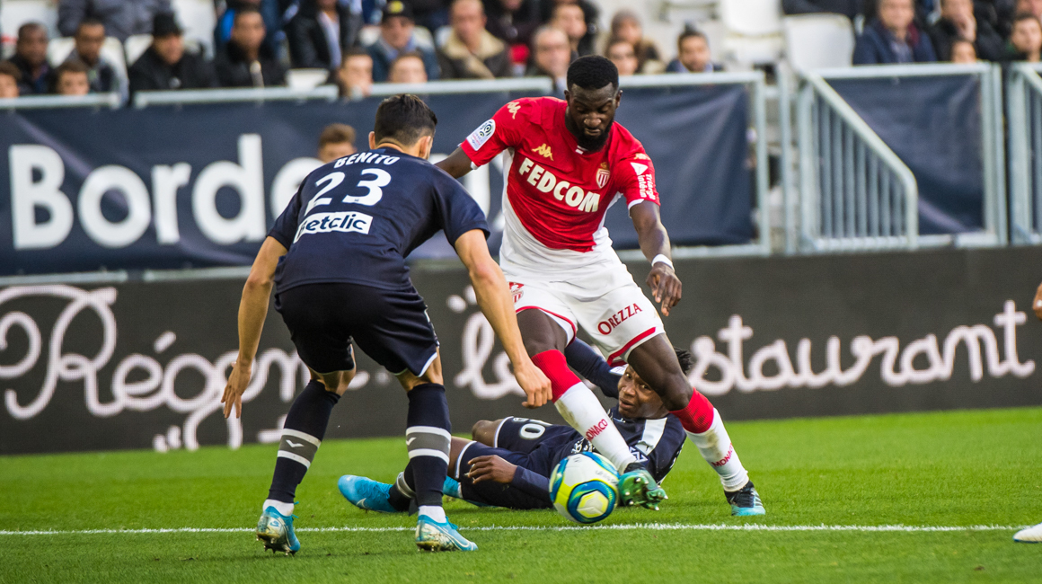 Highlights : Bordeaux 2-1 AS Monaco