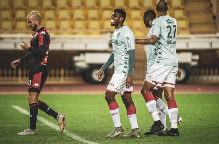 AS Monaco - Genoa : Monaco's goals in video