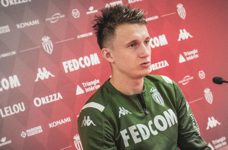 "Aleksandr Golovin : ""I feel like this is home"""