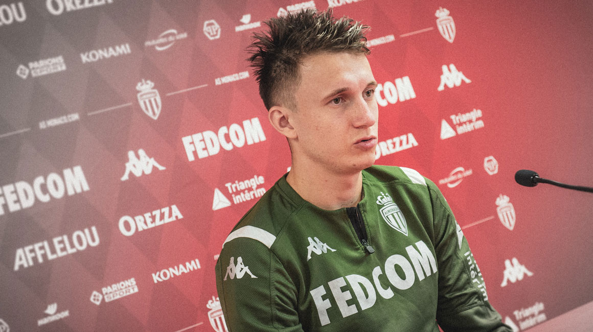 "Aleksandr Golovin : ""I feel like this is home"""