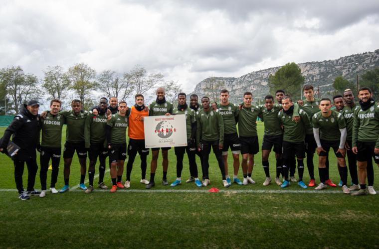 L'AS Monaco soutient la Journée des droits de l'enfant