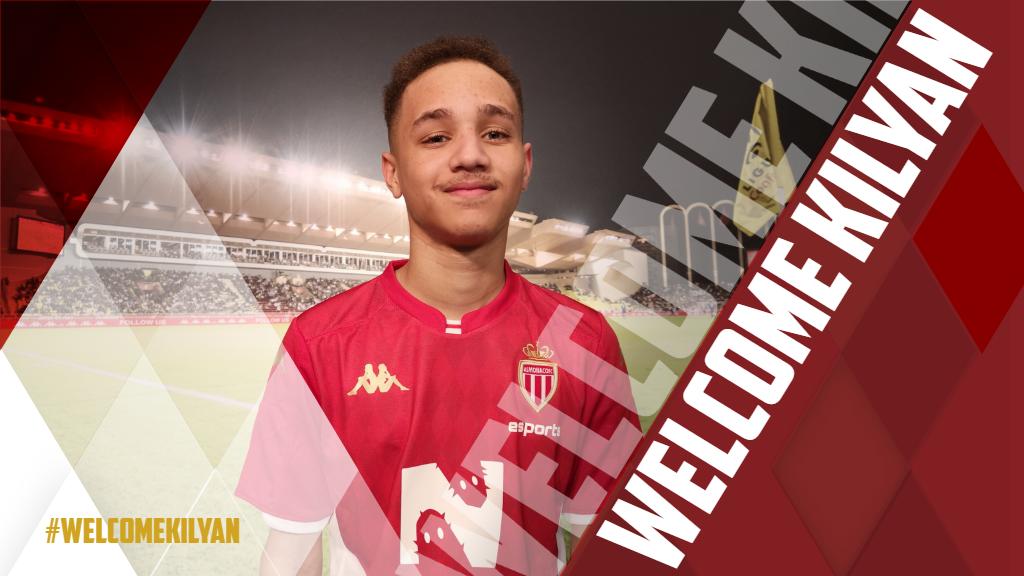 « Kilzyou » rejoint l'AS Monaco Esports