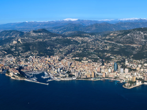 It's Monaco's National Day!