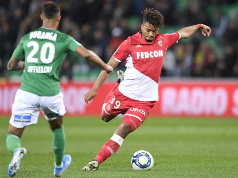 Highlights : AS Saint-Étienne 1-0 AS Monaco