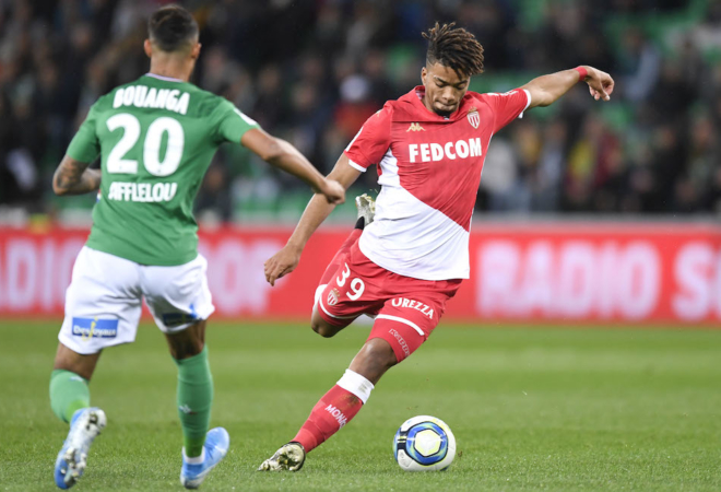 Highlights : AS Saint-Étienne 1-0 AS Monaco