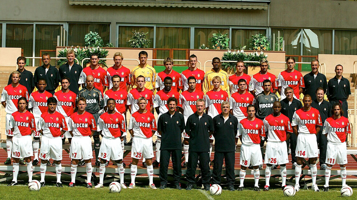 2004. Championnat de France Ligue 1