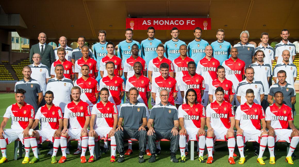 2014. Championnat de France Ligue 1