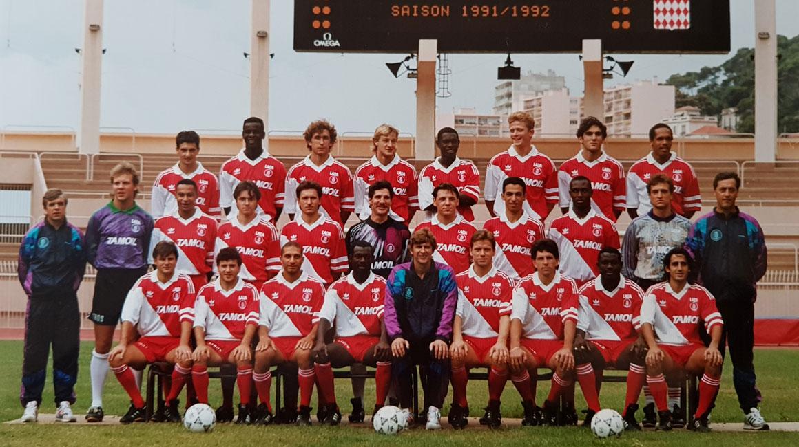 1992. Championnat de France Division 1