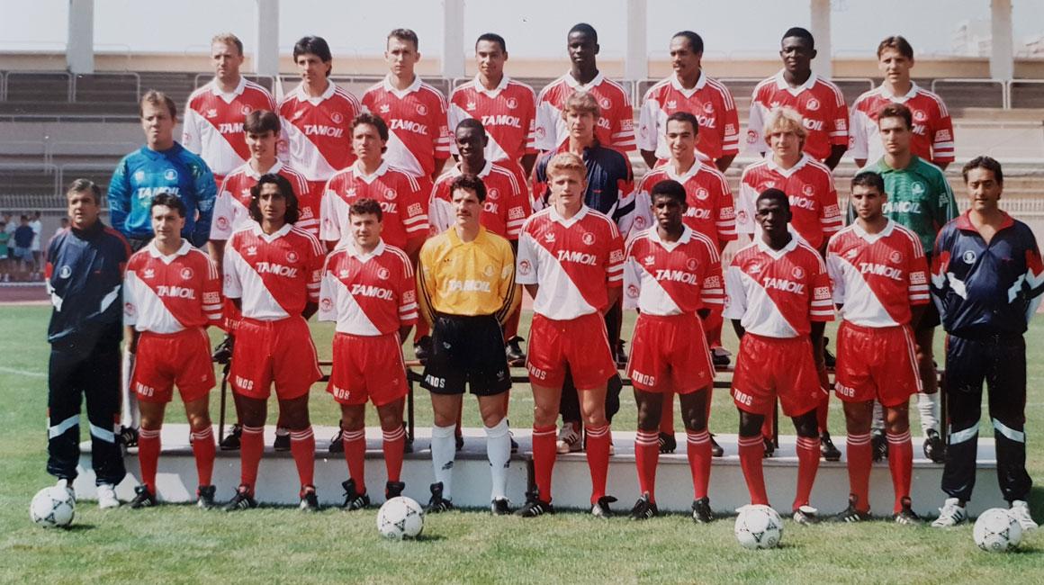 1993. Championnat de France Division 1