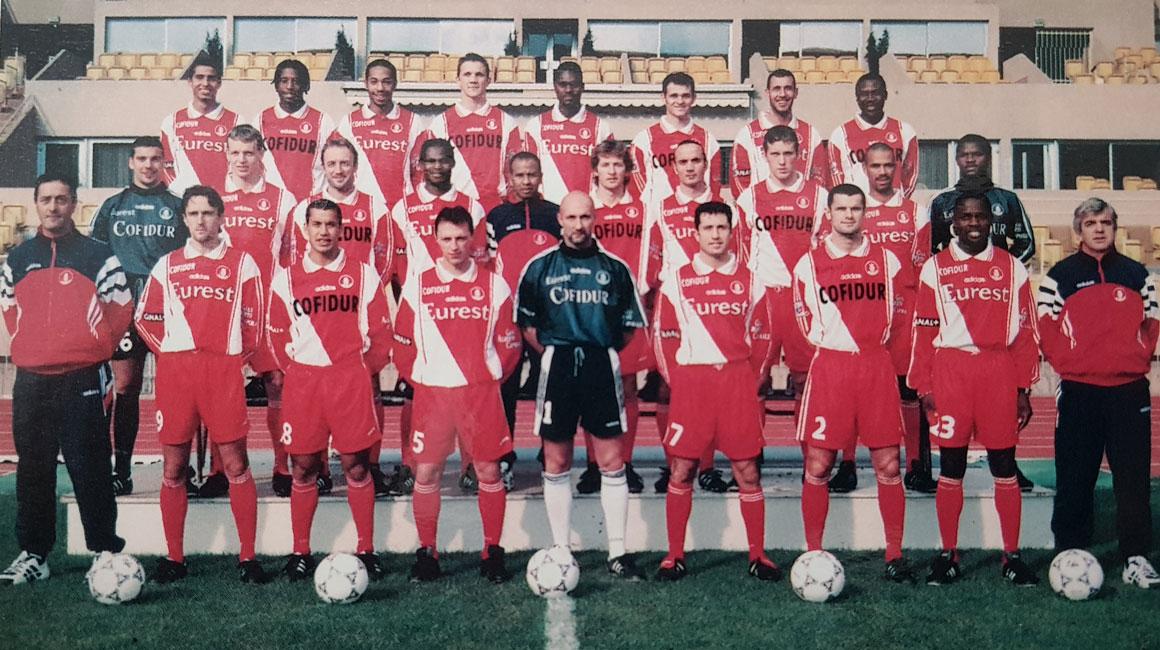 1998. Championnat de France Ligue 1