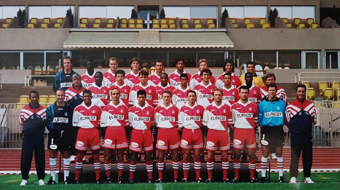 1996. Championnat de France Division 1