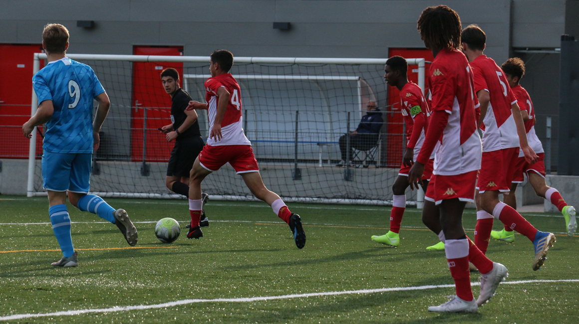 (U17) HIGHLIGHTS : AS Monaco 1-1 OM