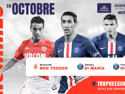 Player of the Month : Ben Yedder among the nominees for October