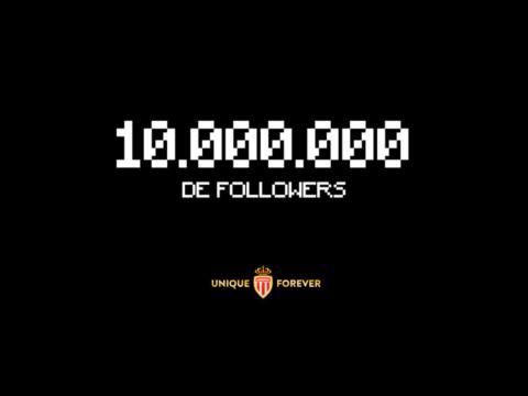10 миллионов подписчиков в социальных сетях