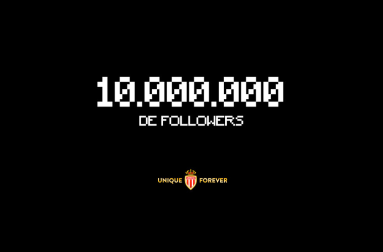 10 milhões de fãs nas redes sociais