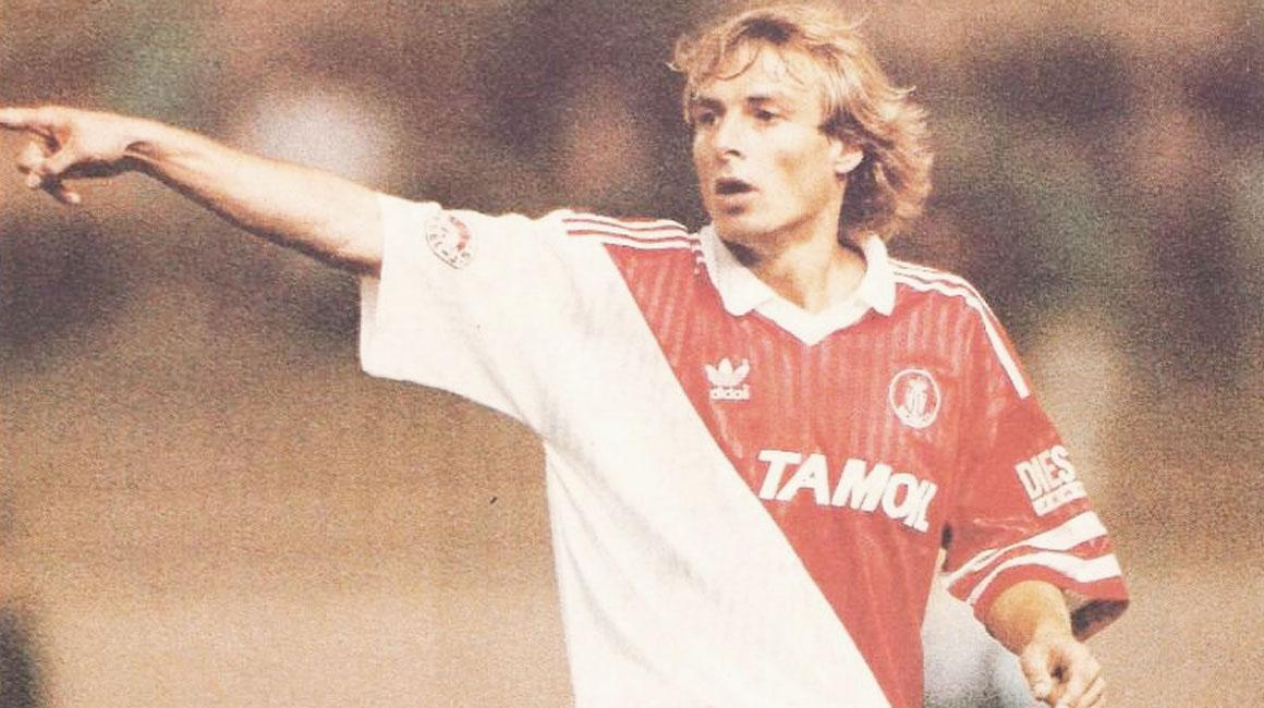 Qué golazo: en la órbita de Klinsmann