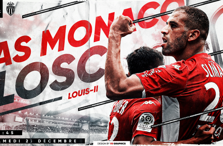 AS Monaco - LOSC : info transport