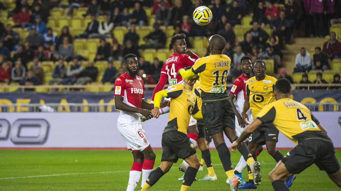 HIGHLIGHTS CDL : AS Monaco 0-3 LOSC