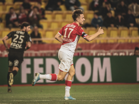 Golovin's 50th appearance