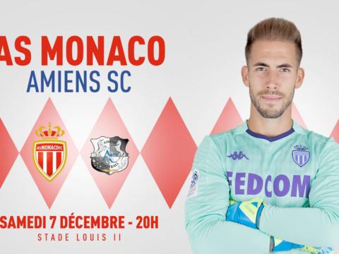 Vos places pour AS Monaco - Amiens SC