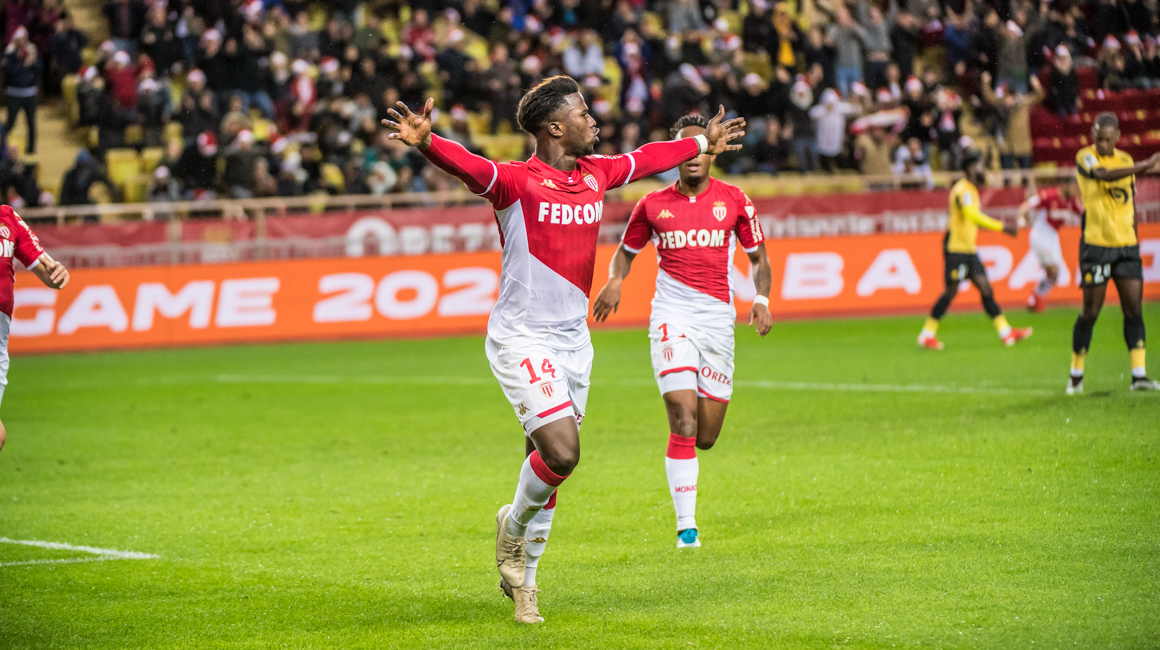 AS Monaco finish 2019 with a festival of goals!
