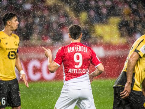 Wissam Ben Yedder eleito jogador do mês de dezembro