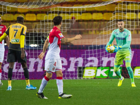 AS Monaco 0-3 LOSC Lille (CdL)