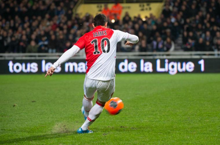 First Goal : le premier but de James Rodriguez