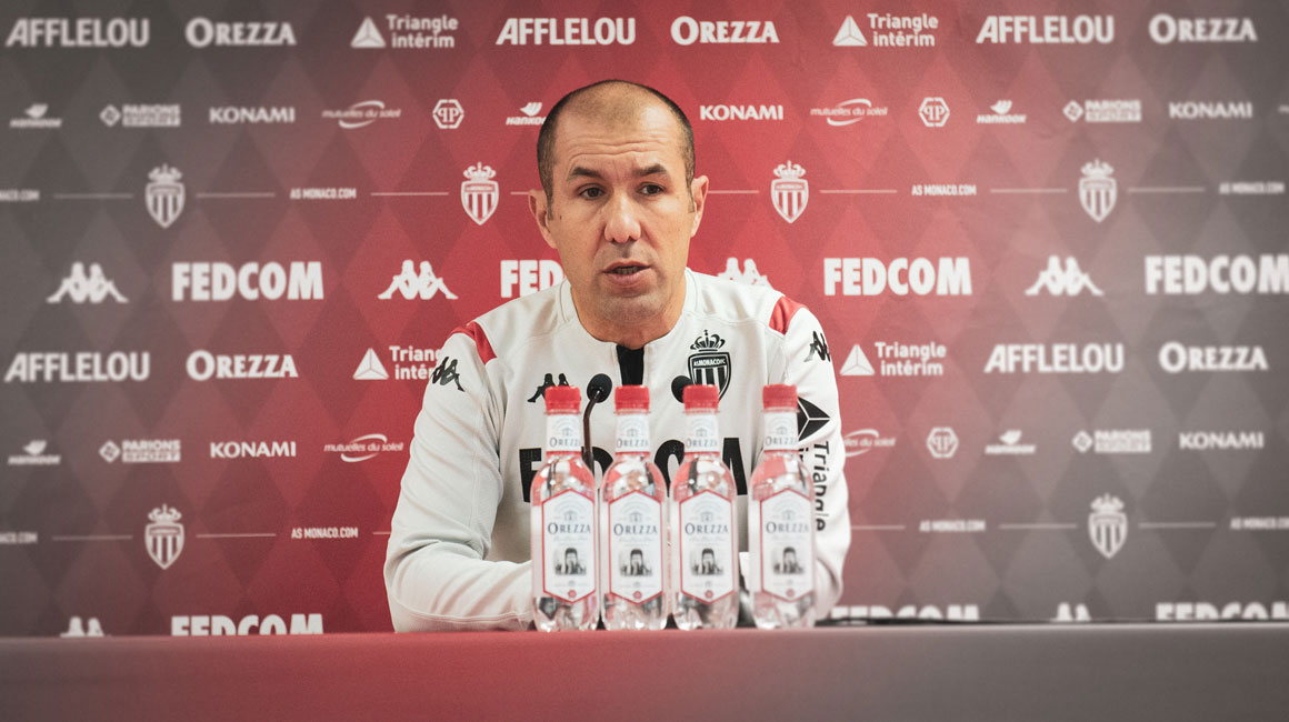"Leonardo Jardim : ""There is no easy match"""