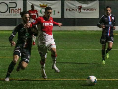 (N2) HIGHLIGHTS : AS Monaco 1-1 Étoile Fréjus St-Raphaël