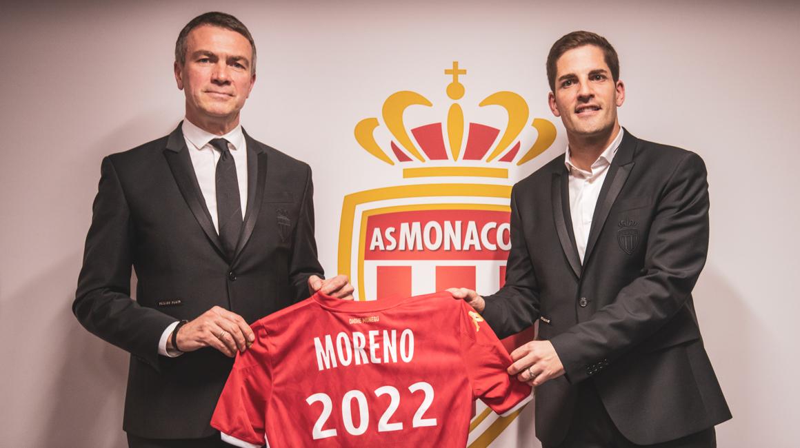 """Oleg Petrov : """"Robert Moreno a tout ce qu'il faut pour réussir"""""""