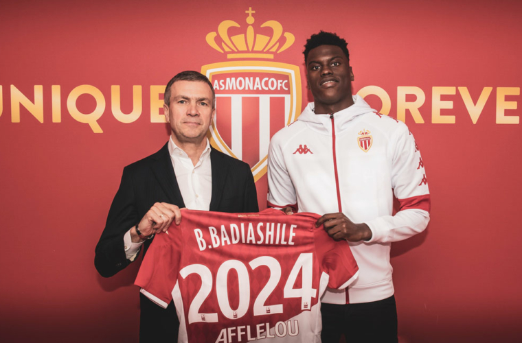 Benoît Badiashile extends through 2024!