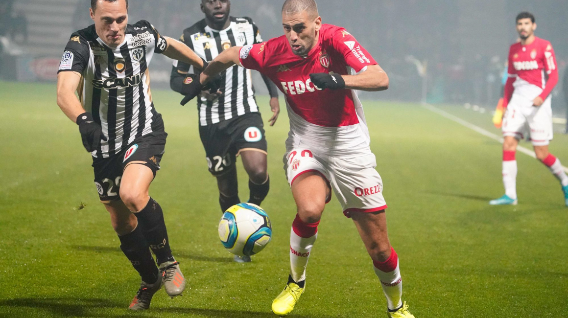 A solid draw at Angers