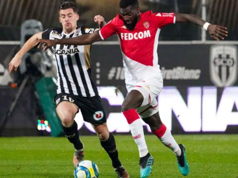 Angers SCO 0-0 AS Monaco