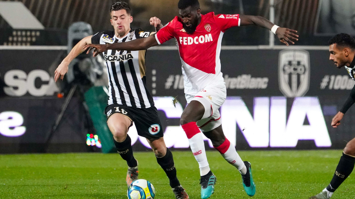 HIGHLIGHTS : SCO Angers 0-0 AS Monaco
