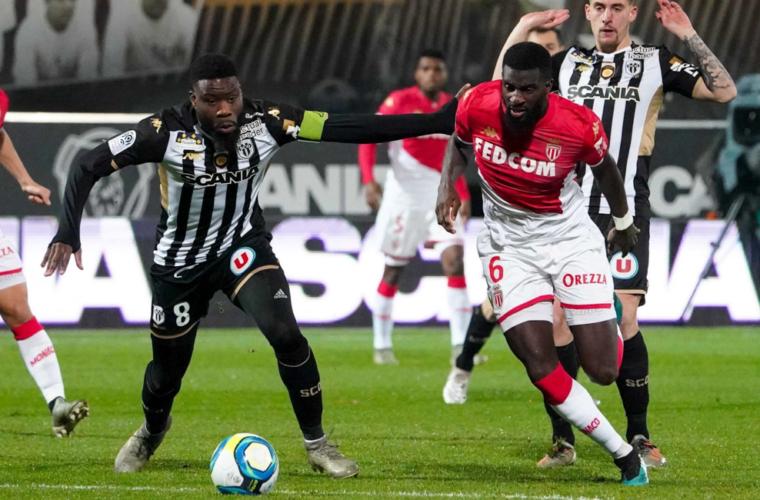 AS Monaco - Angers SCO le mardi 4 février à 19h