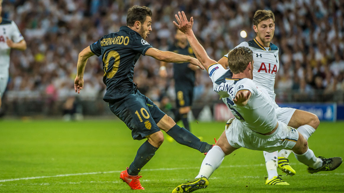 5 years ago, AS Monaco started their epic run against Tottenham