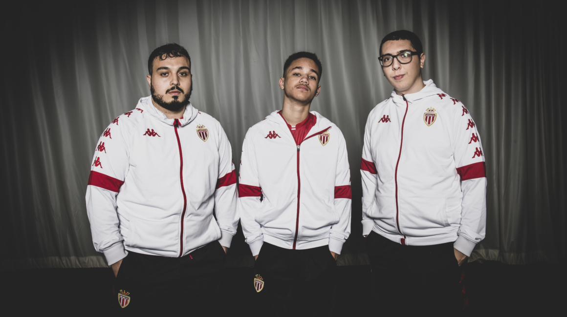 AS Monaco Esports to face the best European clubs