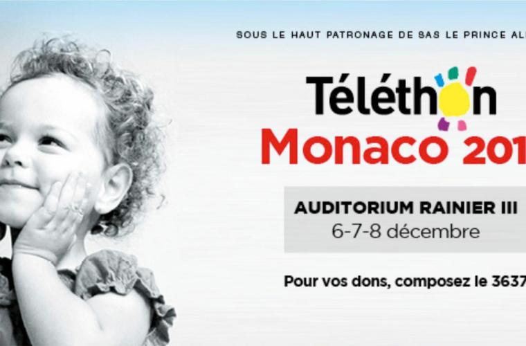 AS Monacœur soutient le Téléthon
