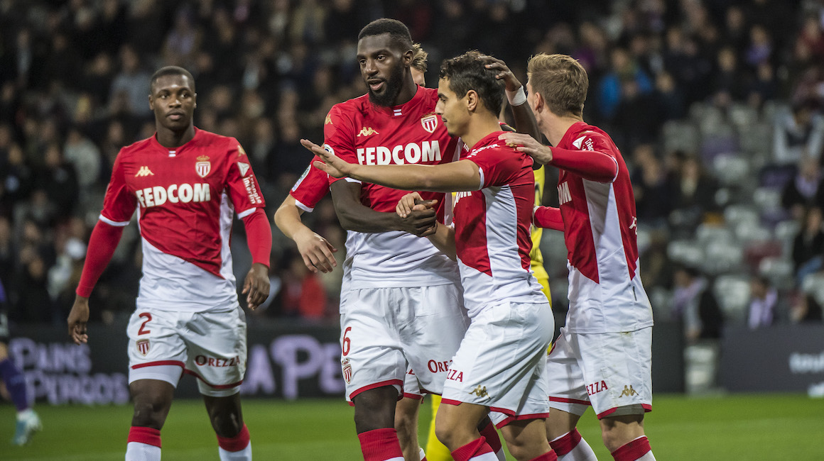Highlights : Toulouse 1-2 AS Monaco