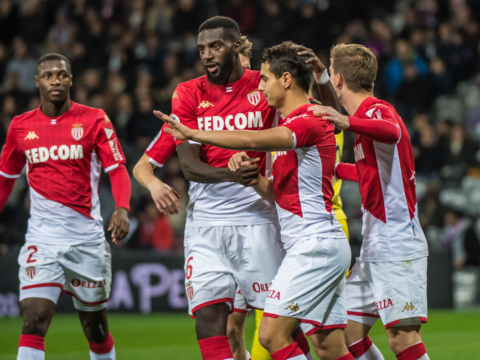 Toulouse FC 1-2 AS Monaco