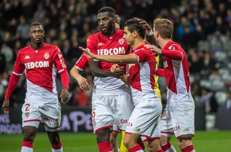 Toulouse FC 1-2 AS Monaco