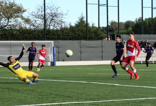 (U17) HIGHLIGHTS : AS Monaco 4-2 FC Istres