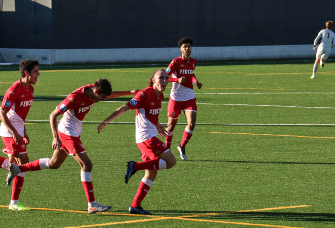 (U19) HIGHLIGHTS : AS Monaco 2-0 Montpellier HSC