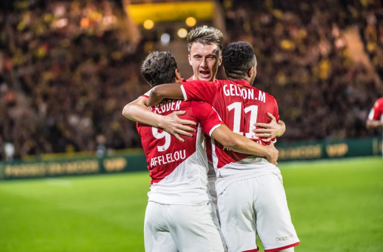El gol del siglo AS Monaco (2014-2019)